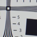 Corner: 50mm, f2.8 (mechanical)